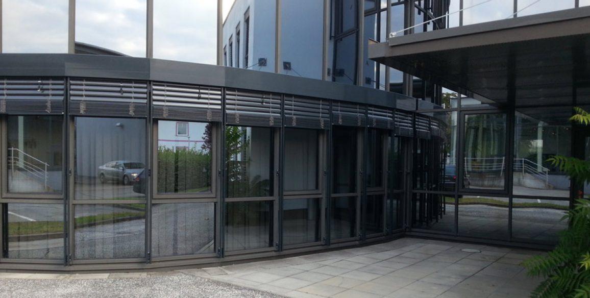 Fenster/Glasportalprofile